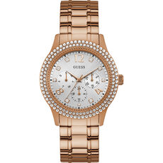 "Guess Damen Multifunktionsuhr Ladies Sport ""W1097L3"""