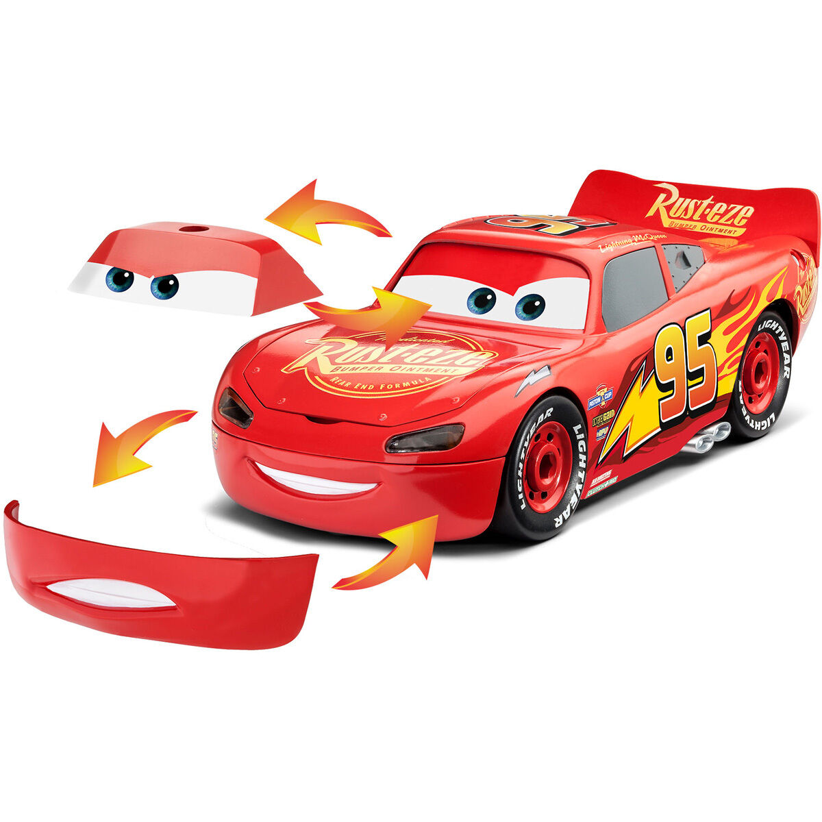 Revell Junior Kit Cars Lightning Mcqueen Karstadt Online Shop