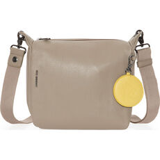 "Mandarina Duck Damen Schultertasche ""Mellow Leather"", klein"