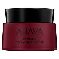 Ahava Overnight Deep Wrinkle Mask, 50 ml