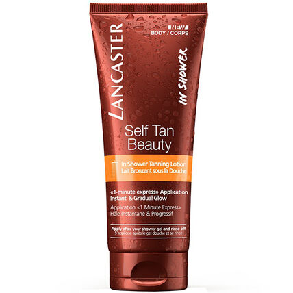 Lancaster Self Tan Beauty In Shower Tanning Lotion, 200 ml