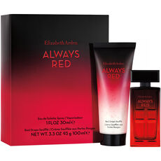 Elizabeth Arden Always Red, Duftset
