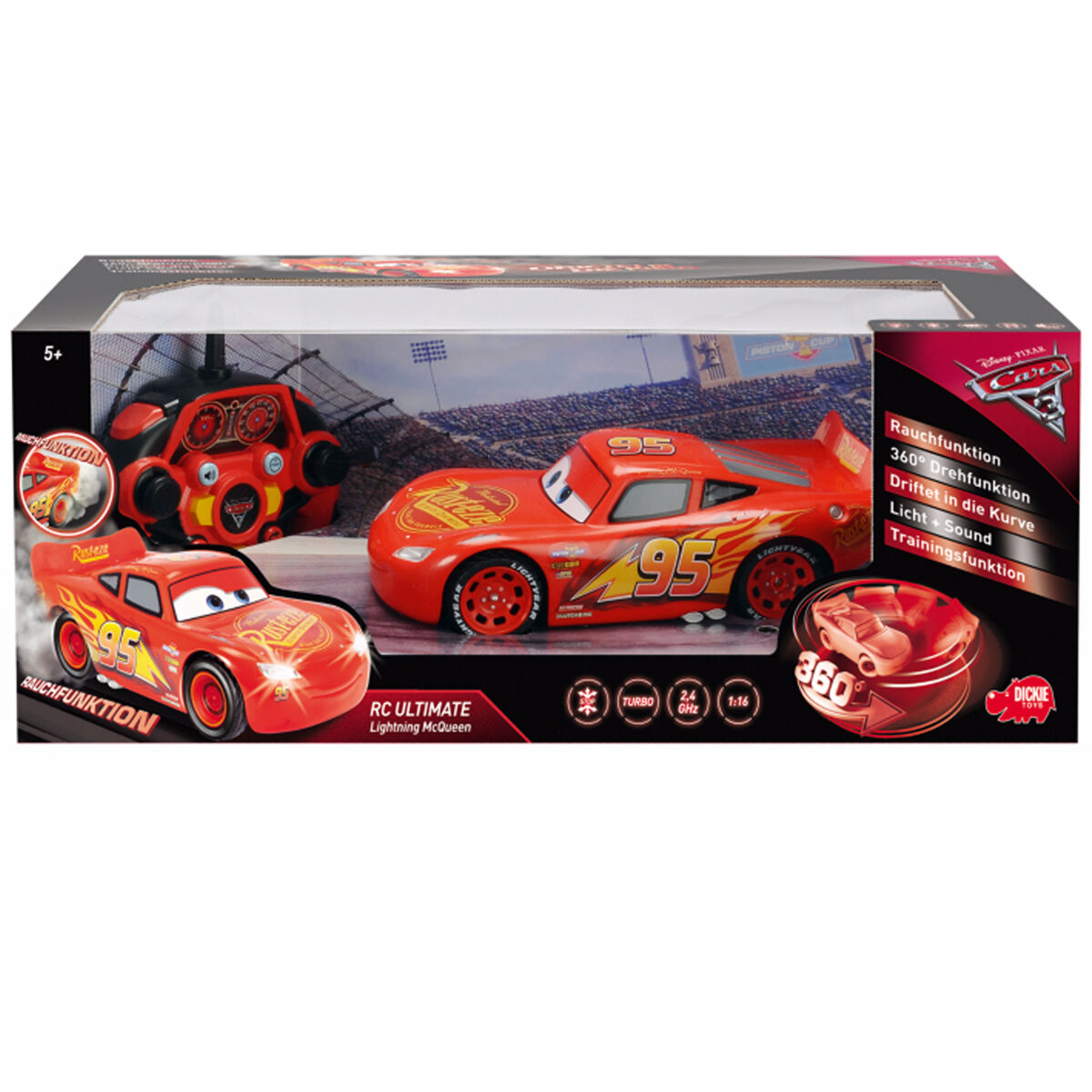 Dickie Toys Cars 3 Rc Ultimate Lightning Mcqueen Karstadt Online Shop