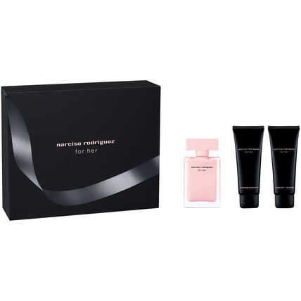 Narciso Rodriguez for her, Duftset
