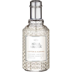 4711 Cotton & Almond, Eau de Cologne, 50 ml