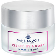 Sans Soucis Kissed by a Rose Nachtpflege, 50 ml