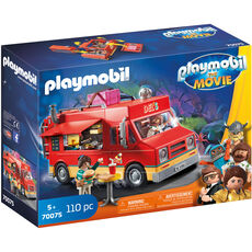 PLAYMOBIL® The Movie - Del's Food Truck 70075