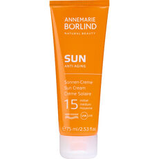 Annemarie Börlind SUN Care Sonnen-Creme LSF 15, 75 ml