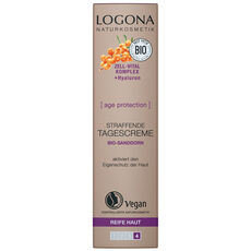 Logona Age Protection straffende Tagescreme, 30 ml