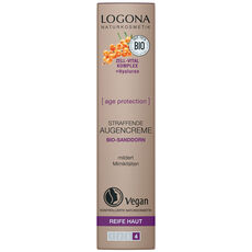 Logona Age Protection straffende Augencreme, 15 ml