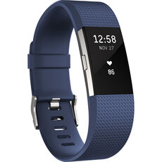 """fitbit Smartwatch Charge 2 Small """"FB407SBUS-EU"""""""
