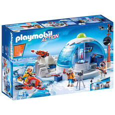 PLAYMOBIL® Action Polar Ranger Hauptquartier 9055