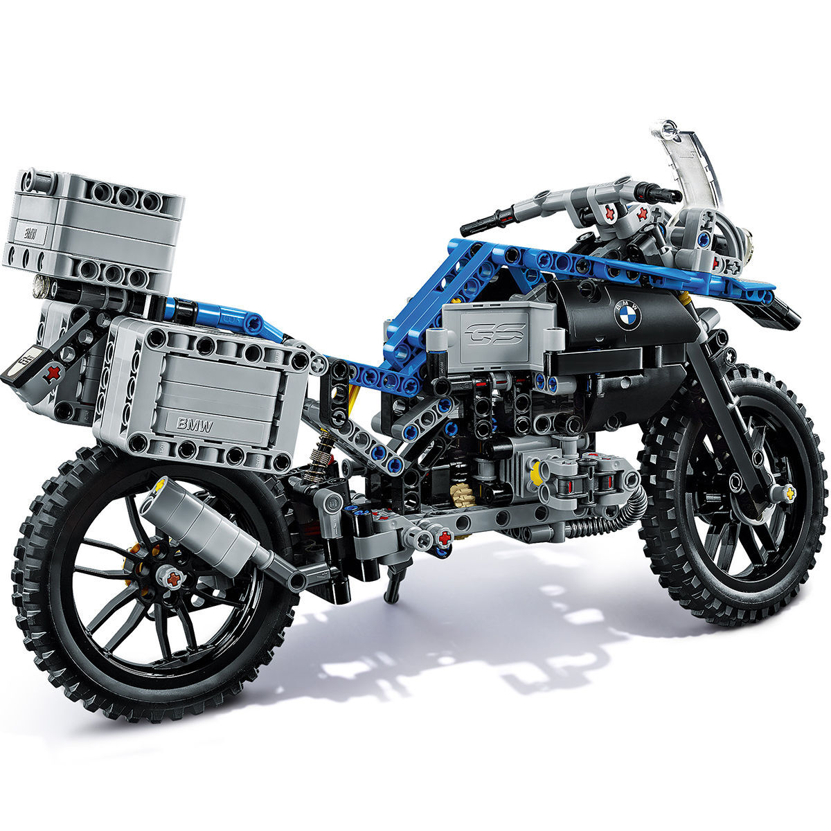lego technic 42063 bmw r 1200 gs adventure karstadt. Black Bedroom Furniture Sets. Home Design Ideas