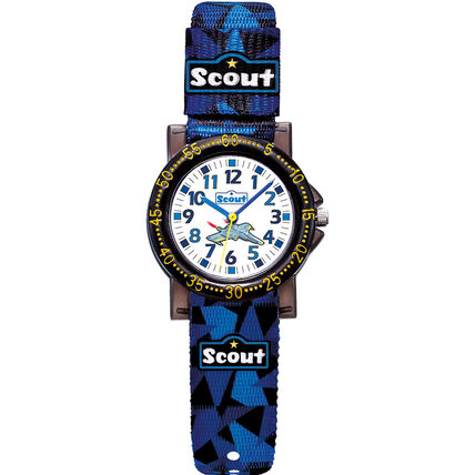 "Scout Jungenuhr Jet The It-Collection ""280375004"""