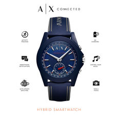 "Armani Exchange Connected Herren Hybrid-Smartwatch  ""AXT1002"""