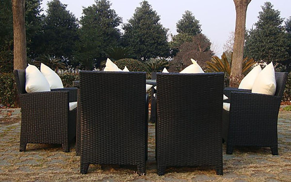 baidani rattan garten sitzgruppe evolution xxl karstadt online shop. Black Bedroom Furniture Sets. Home Design Ideas