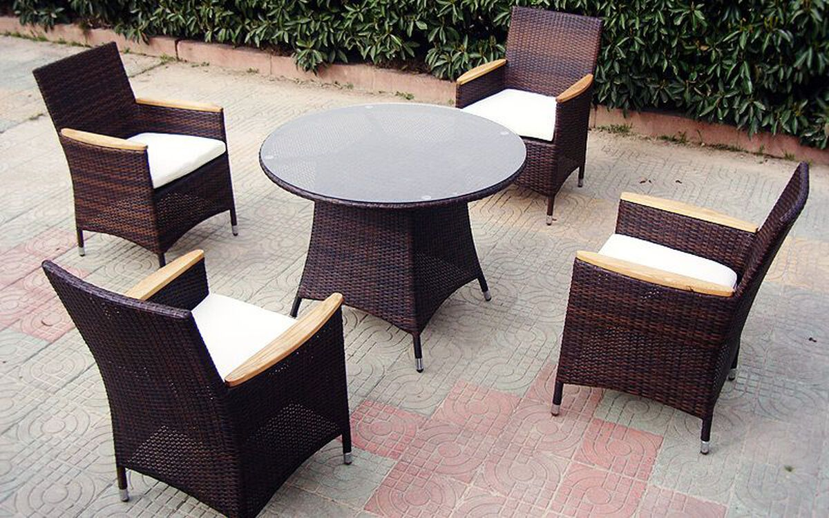baidani rattan garten sitzgruppe balance karstadt online shop. Black Bedroom Furniture Sets. Home Design Ideas