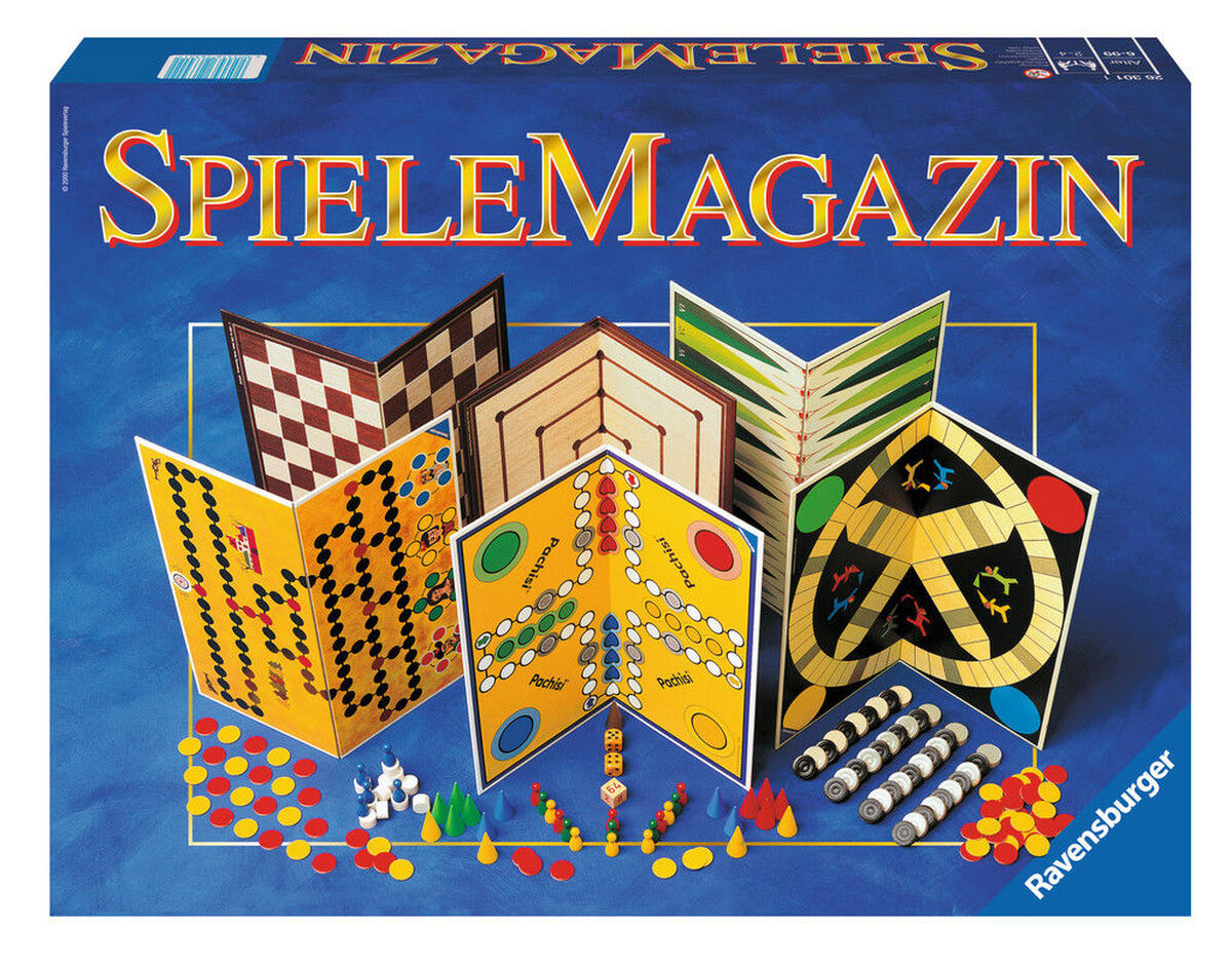 ravensburger spielemagazin karstadt online shop. Black Bedroom Furniture Sets. Home Design Ideas
