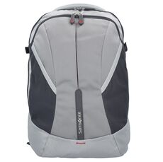 Samsonite 4Mation Rucksack 45,5 cm Laptopfach, silver-red