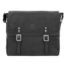 Epic Naturals Messenger 38 cm Laptopfach, black