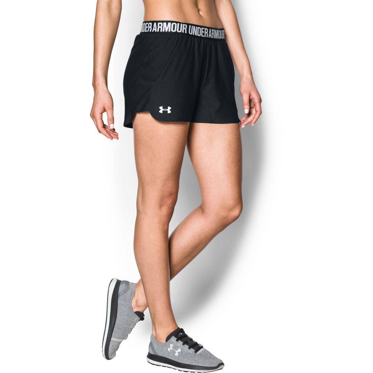 under armour damen shorts play up 2 0 karstadt online shop. Black Bedroom Furniture Sets. Home Design Ideas