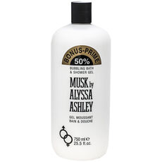 Musk by Alyssa Ashley Musk, Duschgel, 750 ml
