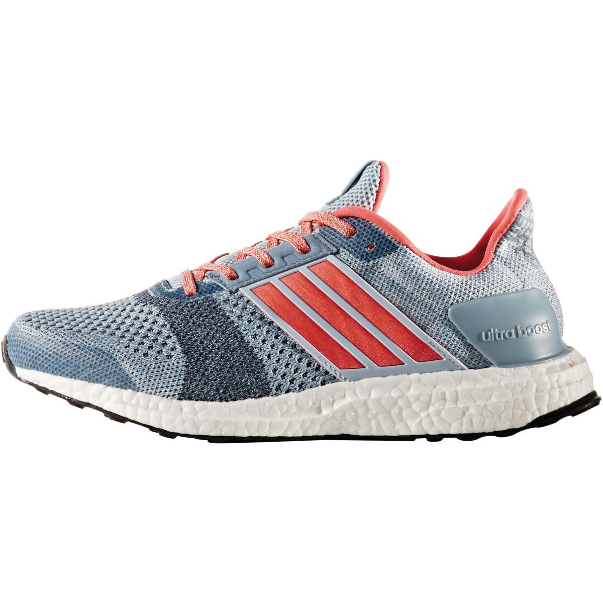 adidas ultra boost st torsion damen runningschuh blau. Black Bedroom Furniture Sets. Home Design Ideas