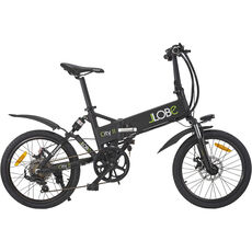 "LLobe E-Bike Klapprad ""City II"", 20 Zoll, 7 Gang"