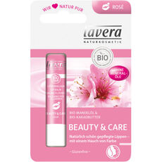 Lavera Lippenbalsam Beauty & Care Rosé