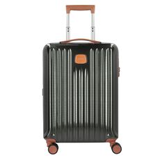 Bric's Capri 4-Rollen Kabinentrolley 55 cm, black brown