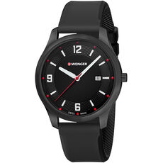 "Wenger Herrenuhr City Active ""01.1441.111"""