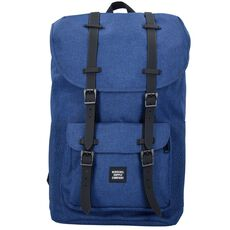 Herschel Little America 17 Backpack Rucksack 52 cm Laptopfach, eclipse crosshatch-black