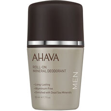 Ahava Roll-on Mineral Deodorant for men