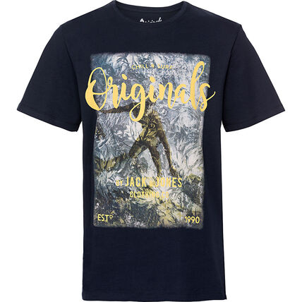 Jack & Jones Herren-T-Shirt mit Druck