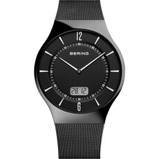 "Bering Herrenuhr Radio controlled ""51640-222"""