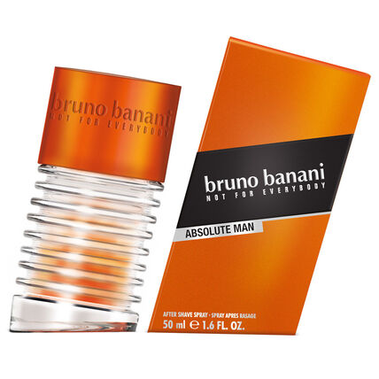 Bruno Banani Absolute Man, Aftershave Lotion, 50 ml