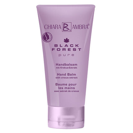 Chiara Ambra Black Forest pure Handbalsam, 50 ml