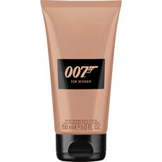 James Bond 007 for Women, Moisturizing Body Lotion, 150 ml
