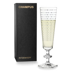 Ritzenhoff Champagnerglas The Next 25 Years N.D. Lawrande F17