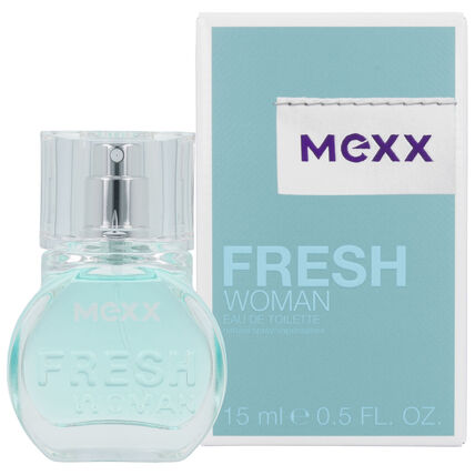 Mexx Fresh Woman, Eau de Toilette