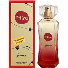 Miro femme, Red Edition, 50 ml