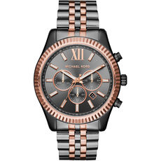 "Michael Kors Herren Chronograph Lexington ""MK8561"""