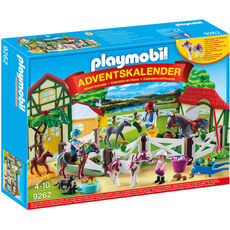 "PLAYMOBIL® Adventskalender ""Reiterhof"" 9262"