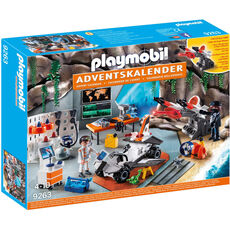 "PLAYMOBIL® Adventskalender ""Spy Team Werkstatt"" 9263"