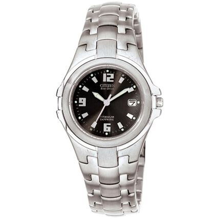 "Citizen Damenuhr Super Titanium ""EW0650-51F"""