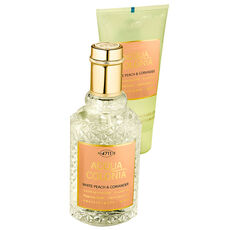 4711 Acqua Colonia White Peach & Coriander, Duftset