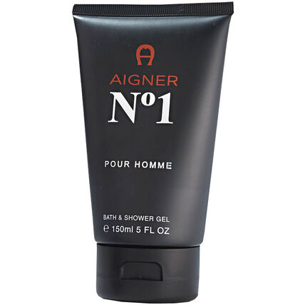Aigner Parfums Nº1, Shower Gel, 150 ml