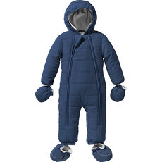 Kids and Friends Baby Schneeoverall, navy