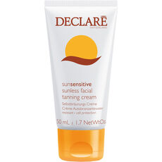Declaré sunsensitive sunless facial tanning cream, 50 ml