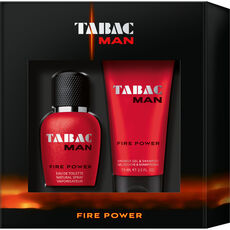 Tabac Fire Power, Duftset